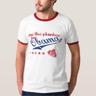 Obama - Joe el fontanero Camisas
