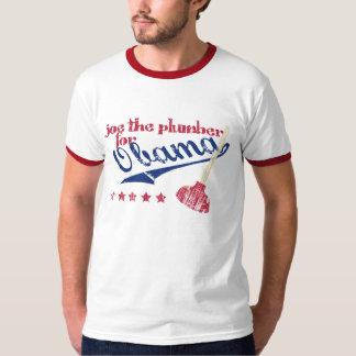 Obama - Joe the Plumber T-Shirt