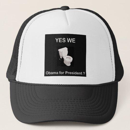 Obama.jpg Trucker Hat