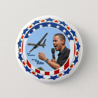Obama: Just Another Drone Cold Killer Button