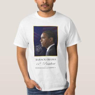 Obama & Kennedy - 44th President T-Shirt