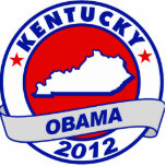 Obama - Kentucky Esculturas Fotográficas