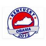 Obama - Kentucky Tarjetas Postales