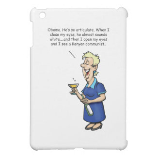 Obama Kenyan Communist Cover For The iPad Mini