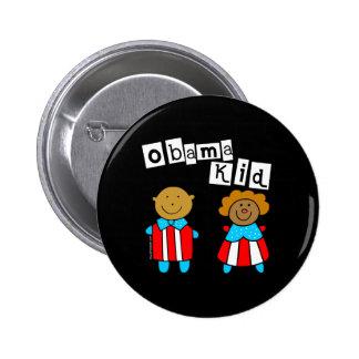 Obama Kid Pin