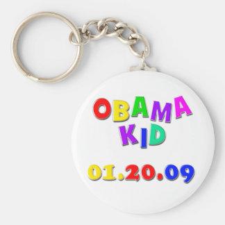 Obama kid key chains