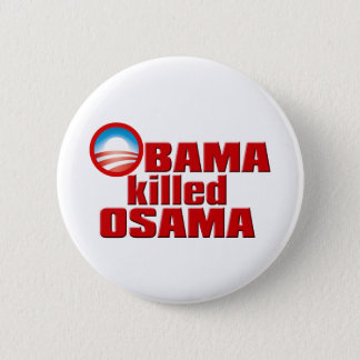 Obama Killed Osama copy Button