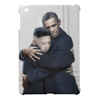 Obama Kim Jong Un North Korea Love iPad Mini Cases