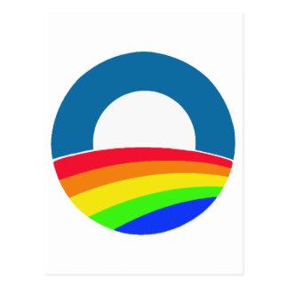 Obama la misma boda del género postales
