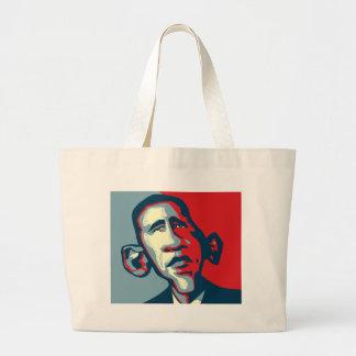 Obama Large Tote Bag
