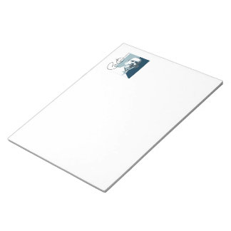 OBAMA LEADERSHIP BLUE - png Memo Note Pads