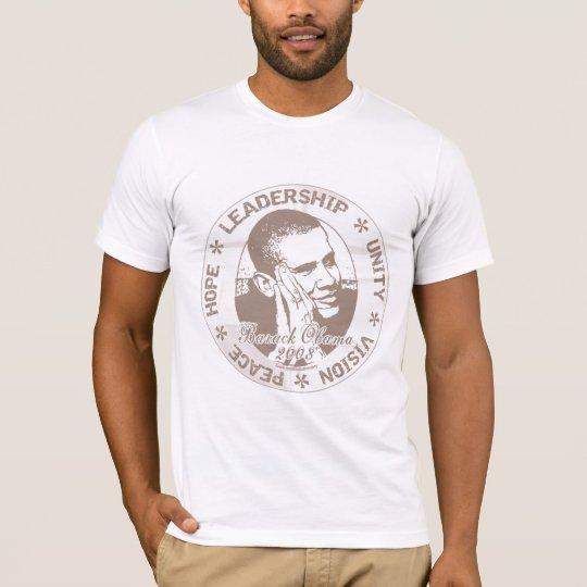 Obama Leadership Shirt