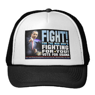 Obama Legacy Classics Mesh Hat