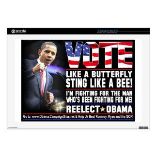 Obama Legacy Classics Laptop Decal