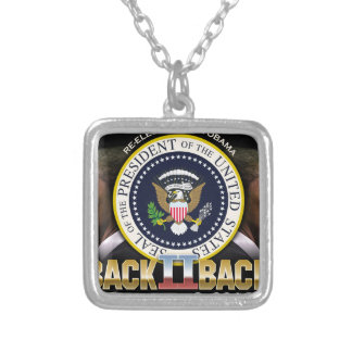 Obama Legacy Classics Personalized Necklace