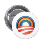 Obama LGBT Pin