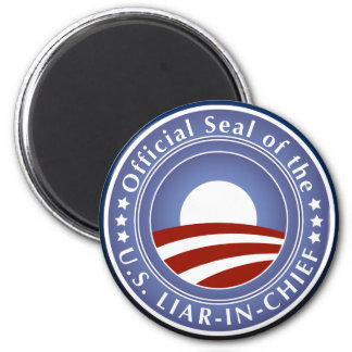 Obama Liar-in-Chief Magnet