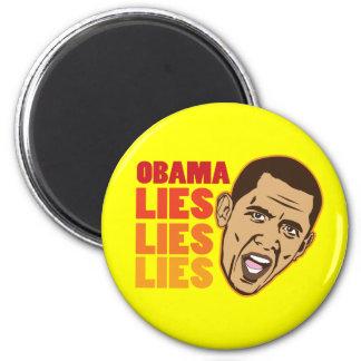 Obama Lies Lies Lies Magnet