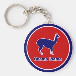 Obama Llama Keychain