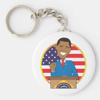 Obama Llavero Personalizado