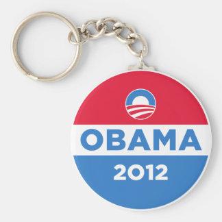 Obama Llavero Redondo Tipo Pin
