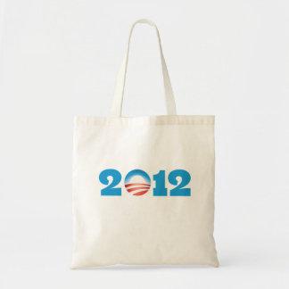 Obama Logo 2012 Tote Bag