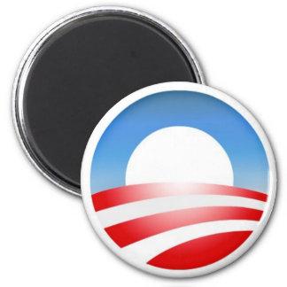Obama Logo 2 Inch Round Magnet