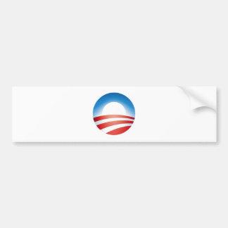 Obama Logo Bumper Sticker
