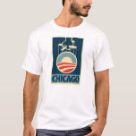 Obama Logo - Chicago: OHP T-Shirt