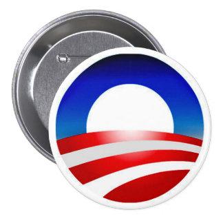 Obama Logo Design Zazzle Products Button