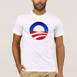 Obama Logo Design Zazzle T-Shirt