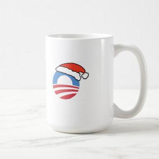 Obama Logo Holiday Mug