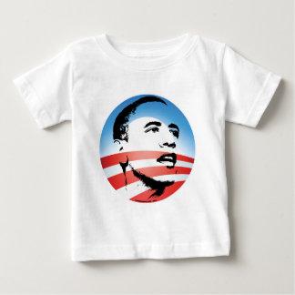 Obama Logo - Plain Baby T-Shirt