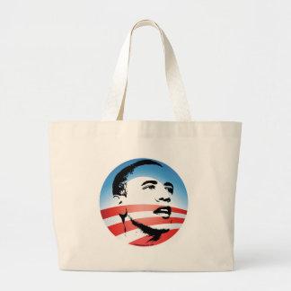 Obama Logo - Plain Tote Bags