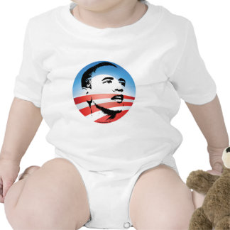 Obama Logo - Plain T-shirts