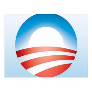 Obama Logo Postcard