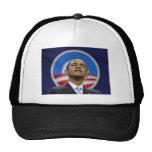 obama-logotipo gorro