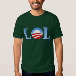 Obama LOL Dark T-shirt