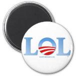 Obama LOL Imán Redondo 5 Cm