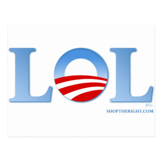 Obama LOL Postal