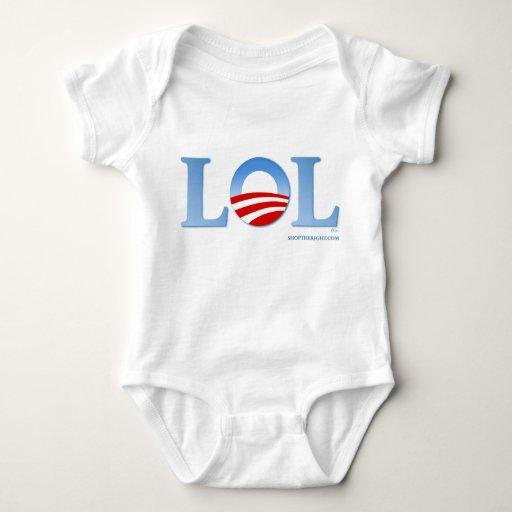 Obama LOL Tshirt