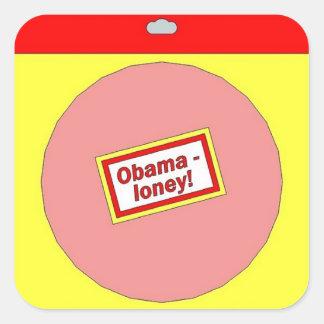 ¡Obama-loney! pegatina