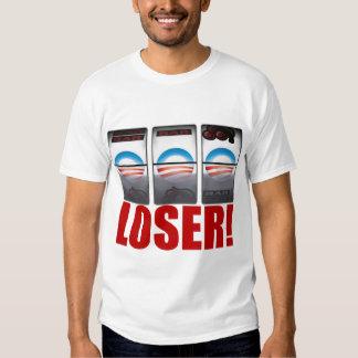 Obama - Loser Tee Shirts