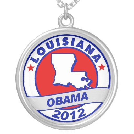 Obama - Lousiana Custom Jewelry