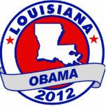 Obama - Lousiana Cut Outs