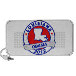Obama - Lousiana iPod Speakers