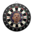 Obama LOVE or HATE Dartboard With Darts