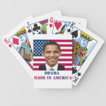 Obama Made in America Bicycle Card Decks