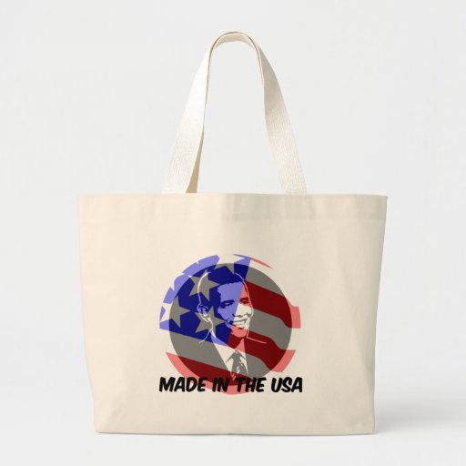 Obama made in the USA Bag