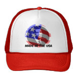 Obama made in the USA Hat